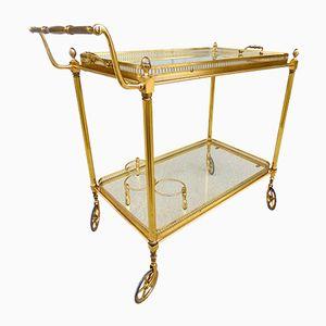 Mid-Century Bar Cart from Maison Baguès