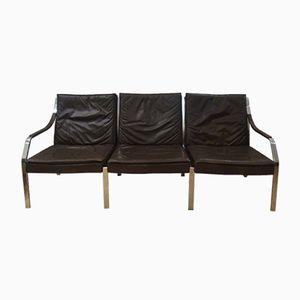 3-Sitzer Sofa von Preben Fabricius für Walter Knoll, 1970er