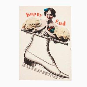 Poster del film Happy End di Milan Grygar, 1967