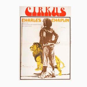 Poster del film Il Circo di Milan Grygar, 1976