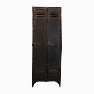Vintage 2-Door Locker