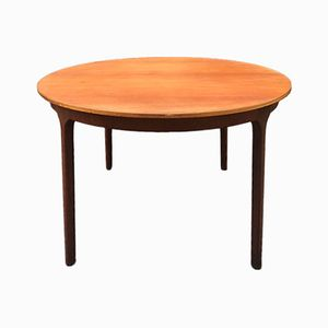 Oval Dining Table Teak from McIntosh, 1960s