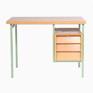 Vintage Desk with 3 Drawers