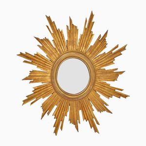 Sunburst Mirror, 1950s