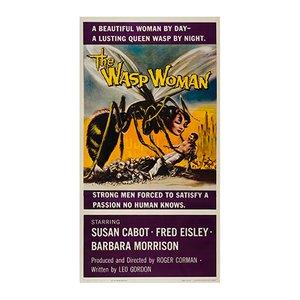 Die Wespenfrau Plakat, 1959