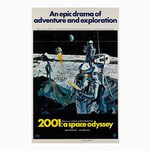 2001 Odyssee im Weltraum Filmplakat, 1968