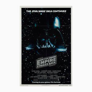 Affiche The Empire Strikes Back, 1980