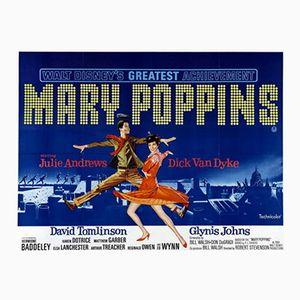 Mary Poppins Plakat, 1964