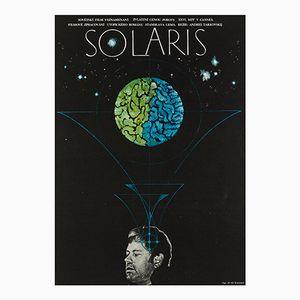 Affiche Solaris, 1975