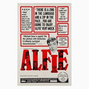 Poster del film Alfie, 1966