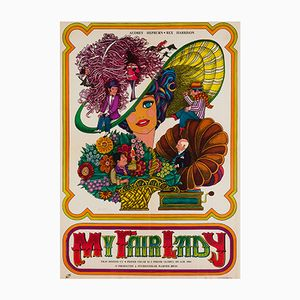 Affiche My Fair Lady, 1960s