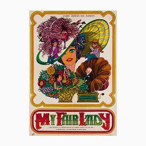 My Fair Lady Plakat, 1960er