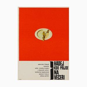 Rat mal, wer zum Essen kommt Poster von Karel Vaca, 1967