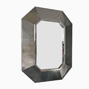 Französischer Spiegel von Maison Jansen, 1970er