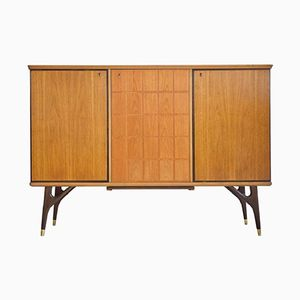 Teak Danish Sideboard from AB Tabergsmöbler, 1960s