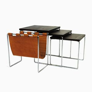 Nesting Tables from Brabantia, 1960s