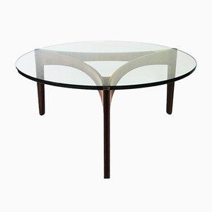 Table Basse par Sven Ellekaer pour Christian Linneberg Møbelfabrik, 1962