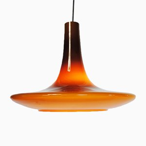 Pendant Lamp from Peill & Putzler, 1970s