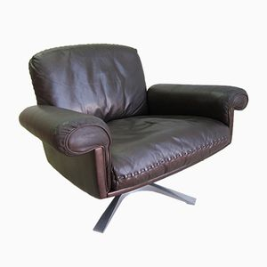 Vintage DS 31 Swivel Lounge Chair from de Sede