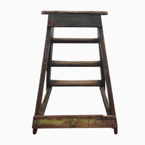 Industrial Stand Ladder, 1950s