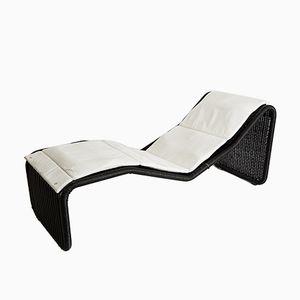 Sedia reclinabile P3.S vintage di Tito Agnoli per Pierantonio Bonacina