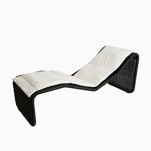 Vintage P3.S Reclining Deckchair by Tito Agnoli for Pierantonio Bonacina