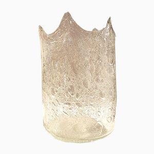 Vintage Blown Murano Glass Vase by Carlo Nason, 1970s