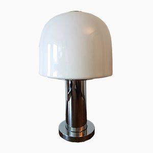 Table Lamp from Glashutte Limburg, 1960s