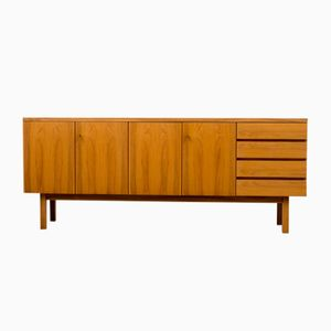 Sideboard in Walnut Veneer, 1960s