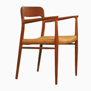 Vintage 56 Carver Chair by Niels Møller for J. L. Møllers