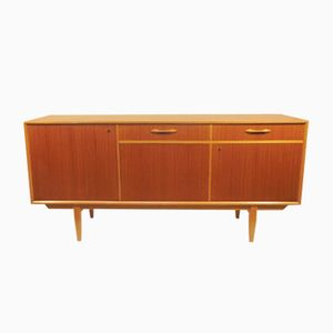 Swedish Sideboard in Oak, 1960s