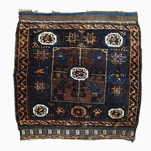 Antiker Handgeknüpfter Afghanischer Baluch Teppich, 1900er