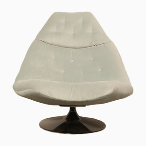 Mid-Century F510 Lounge Chair by Geoffrey Harcourt for Artifort