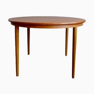 Runder Skandinavischer Vintage Tisch von Farstrup, 1960er