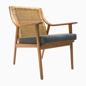 Mid-Century Scandinavian Easy Chair, 1950s
