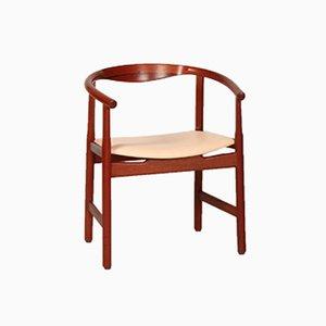 Dänischer Stuhl PP 203 von Hans J. Wegner für PP Møbler, 1980er