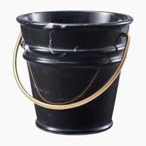 Black Ice Ice Baby Bucket by Lorenza Bozzoli for Editions Milano, 2017