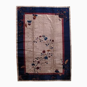 Handgeknüpfter Chinesischer Teppich, 1920er