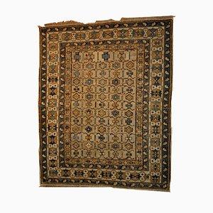 Antiker Handgeknüpfter Kaukasischer Shivran Teppich, 1890er