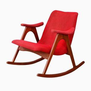 Rocking Chair by Louis van Teeffelen for Wébé, 1960s