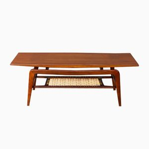 Dutch Teak Coffee Table, 1960s