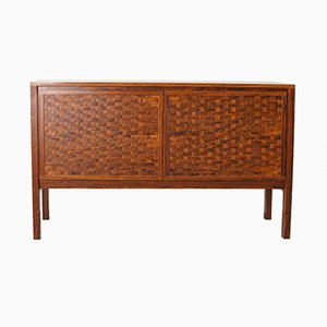 Vintage Rosewood Sideboard by Poul Cadovius for Cado