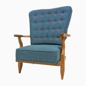 Vintage Sessel von Guillerme et Chambron für Votre Maison