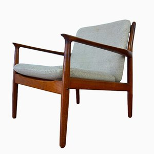 Teak Easy Chair by Grete Jalk for Glostrup, 1950s
