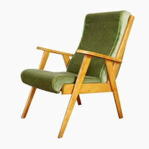 Mid-Century Scandinavian Armchair