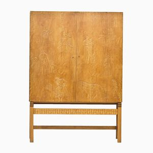Cabinet by David Nilsson & Thorwald Alef for Gustaf Bouvin, 1942