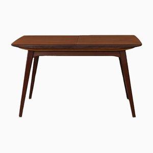 Ausziehbarer Esstisch von Louis van Teeffelen für WéBé, 1960er