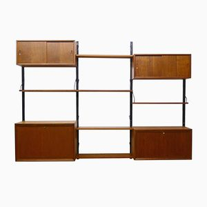 Vintage Teak Shelving System by Poul Cadovius for Royal System
