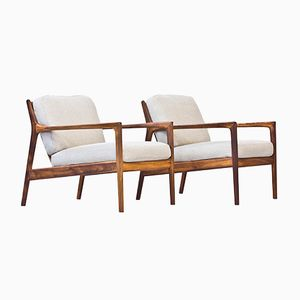 USA 75 Sessel von Folke Ohlsson, 1950er, 2er Set