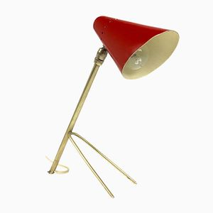Französische Cocotte Lampe von Jean Boris-Lacroix, 1950er